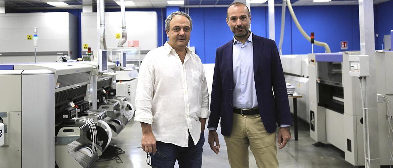 Danilo De Santis e Andrea Tonelli di Overled